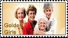 Golden Girls Stamp by Yushimi