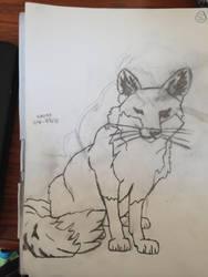Sly the Fox by Devilsfan617