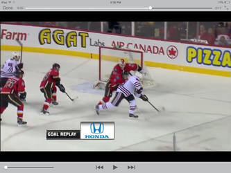 NHL Weekly 1: Kane on the backhand to win by Devilsfan617
