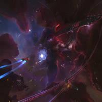 Atlas Chugged Album Art by TDSpiral