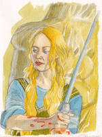 Of the House of Eorl by crisurdiales