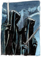 Ringwraiths by crisurdiales