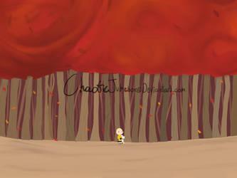 Peanut Fall by ChaoticJukebox