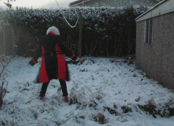 Kei likes the snow by BleamBug