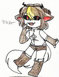 Tehehe~ by Useless--kun