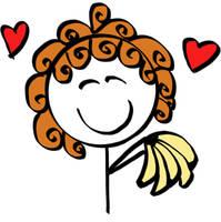 Love Banana by JenniBeeMine