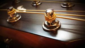 Guitar Strings by JenniBeeMine