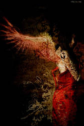 Angel Below by exarxil