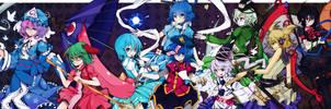 X - Shinreibyou. Ten Desires by ALX-Z
