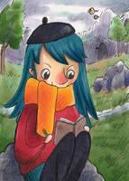 Hilda by beareen