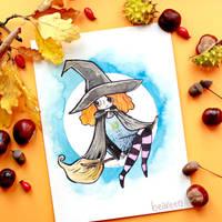 Happy Halloween! by beareen