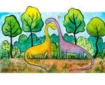 Dinomyte by beareen