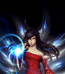 AHRI by Luxial