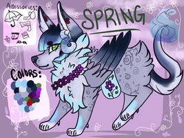 Spring Spark Reference by DerpyKia
