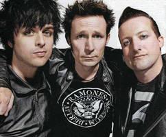 Green Day by UnshowbizGirl