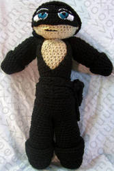 Dread Pirate Roberts Doll by voxmortuum
