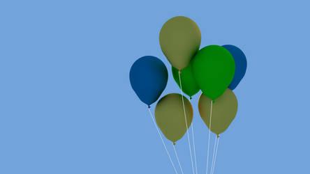 Balloons by zackcdlvi