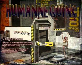 Humannequins, The Total Uncut Story. by Dizpincels