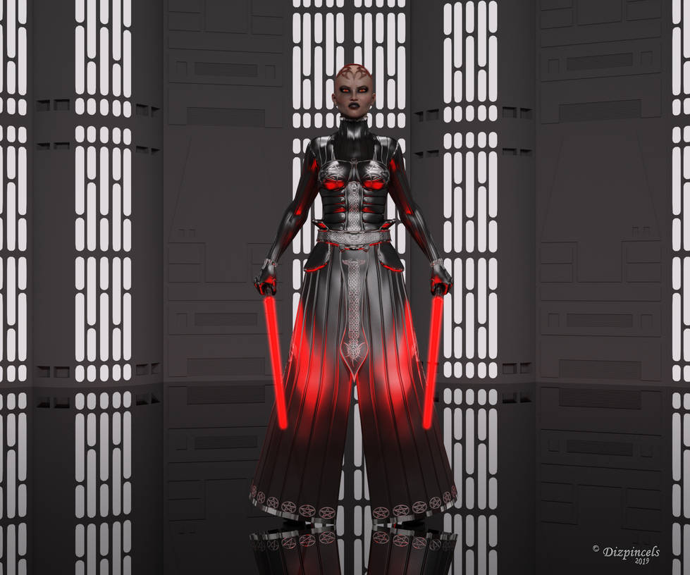Darth Shexkia Mistress of the Sith by Dizpincels