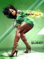 DANCEHALL QUEEN by BLACC360