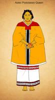Aztec Queen by Kamazotz