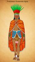 Maya Highlands Ajpop by Kamazotz