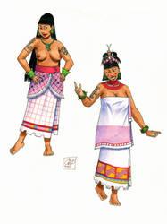 Historically Accurate Chel by Kamazotz