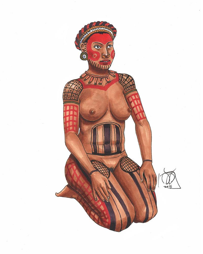 Asanyamba by Kamazotz