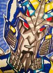 Deathsaurus by GhostFreak-Artz