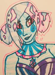 Cotton Candy Diamond by GhostFreak-Artz