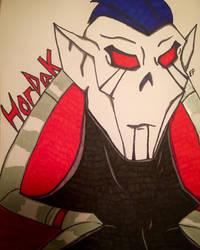 Hordak by GhostFreak-Artz