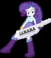 Rarity with keytar by negasun
