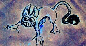 my little demon by dementedsquirrels