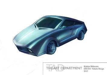Concept Car by Kmalmsten