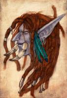 Tachra One-eye by 3qu1nox