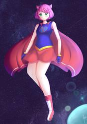 CM: Power Rose by amaitsuno