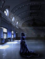 Ballroom Lights by eva44