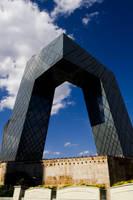 CCTV Building, Beijing by OreoMonkey