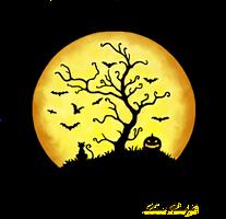 Halloween by Lisiane