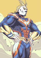 All Might by PepperMinTae
