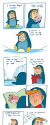 Ryan Penguin by tysonhesse