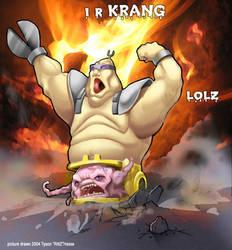 Krang's Body Suit by tysonhesse
