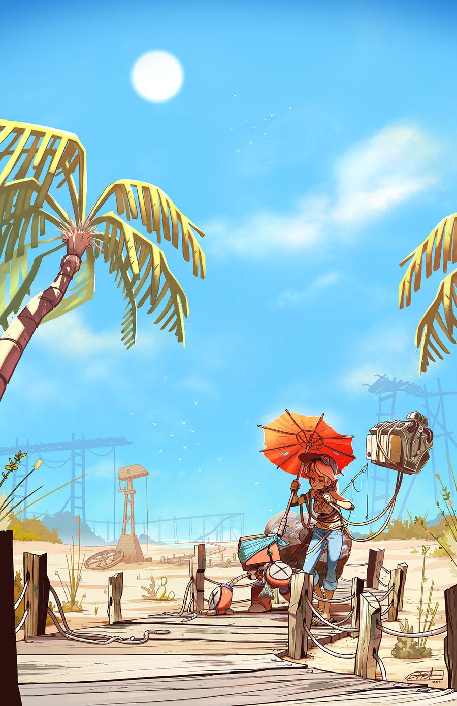 Summer by tysonhesse