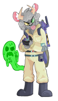 Ghostbusters by FlupTheWhat