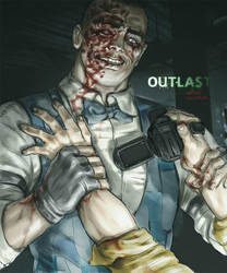 Outlast WB - Catch you by berman1983
