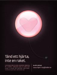 Light A Heart by vlahall