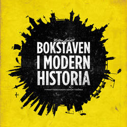 Cover - Letterforms In Modern History by vlahall