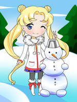 winter by Anary