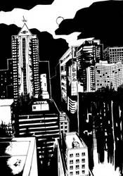 The City by Dekadansu