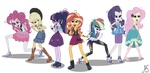 MLPEG The Mean 7 Vector by Sparkling-Sunset-S08